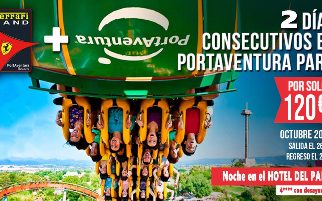 Portaventura 2018