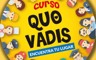 """Curso """"Quo Vadis"""" 2019"""