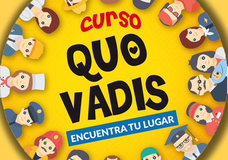 Curso «Quo Vadis» 2019